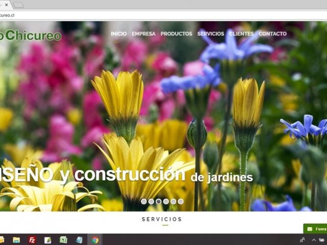 Sitio Web para Agrochicureo.cl